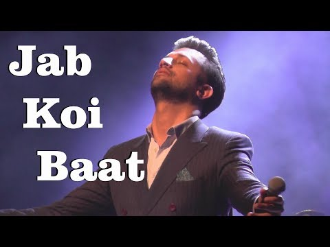 Jab Koi Baat - Atif Aslam live in the Netherlands 2017! [Old Song Rendition] - [1080p50ᴴᴰ]