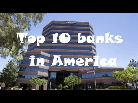 Top 10 Richest Banks In America.
