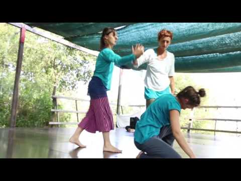 Cristina Crippa - Linda Bufali - Vera De Propris CI Camp 16