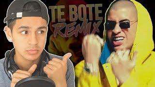 Te Bote Remix Casper, Nio Garc a, Darell, Nicky Jam, Bad Bunny, Ozuna REACCI N.mp3