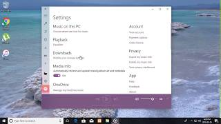 How to Set Playing Artist Art in Groove Music app as Lock Screen in Windows 10 (Tutorial)