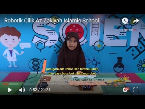 Robotik Cilik Az-Zakiyah Islamic School