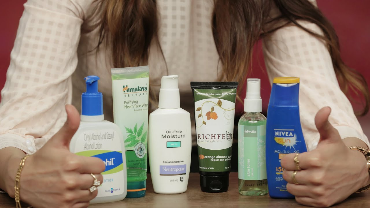 Skin Care Products Salicylic Acid