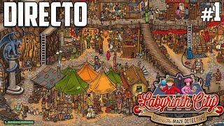 Vídeo Labyrinth City: Pierre the Maze Detective