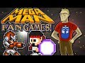 Mega Man FAN GAMES & ROM HACKS!