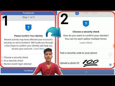 2019-20 }|Please confirm your identity facebook identity