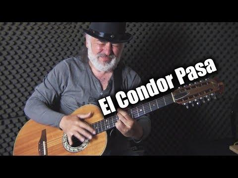 El Condor Pasa – fingerstyle guitar cover