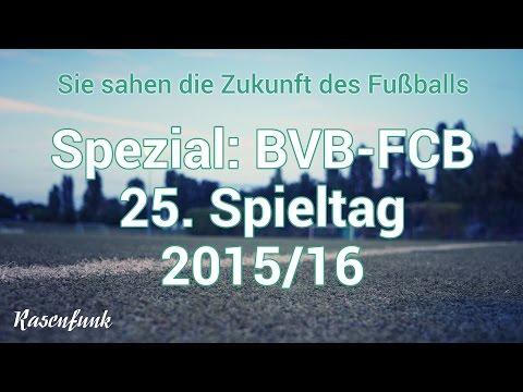 BVB - FCB: Sie sahen die Zukunft des Fußballs!