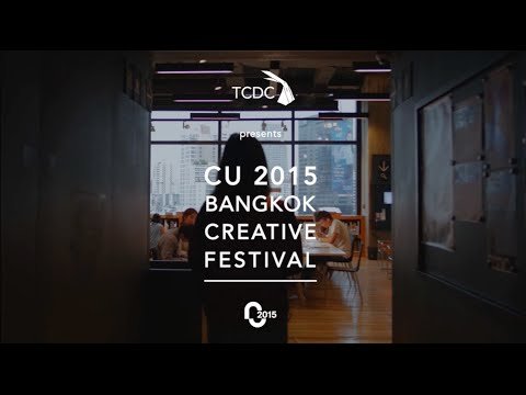 TCDC presents Creativity Unfolds 2015: Bangkok Creative Festival | Coconuts TV