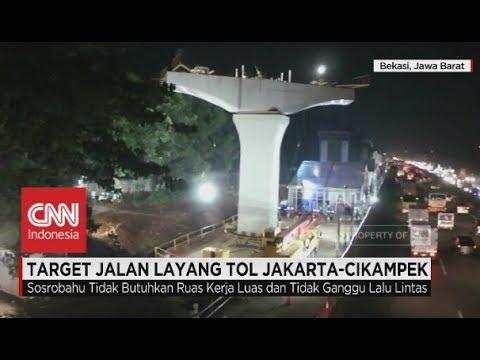 Target Jalan Layang Tol Jakarta-Cikampek