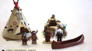 Lego 79107 The Lone Ranger Comanche Camp