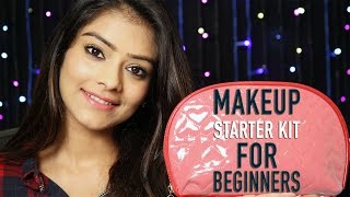 Make Up Starter Kit For Beginners | Make Up Kit | Beginners | Make Up Videos | Foxy