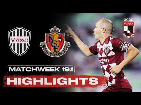 Kobe Nagoya Goals And Highlights