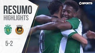 Highlights   Resumo: Sporting 5-2 Rio Ave (Taça de Portugal 18/19 1/8 Final)
