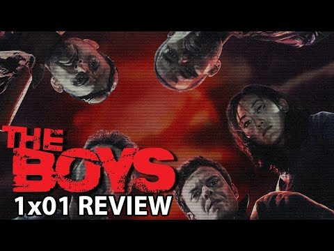 The Boys Season 1 Episode 1 'The Name of the Game' Review/Discussion