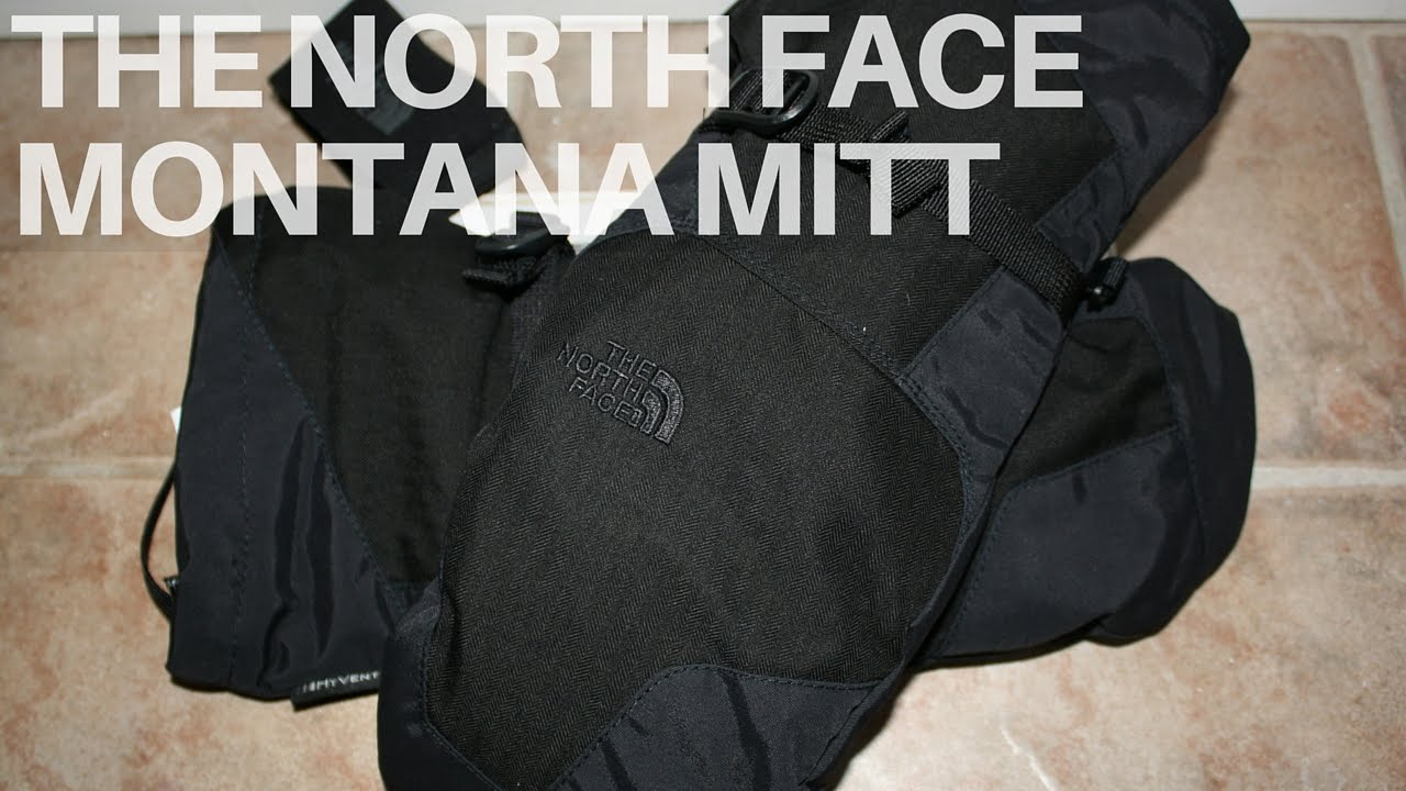 28328c65d The North Face Montana Mitt - Tested & Reviewed