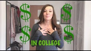 How I Made Money In College
