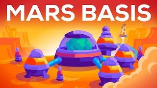 Eine Mars-Basis ist eine dumme Idee. Lasst uns eine bauen!