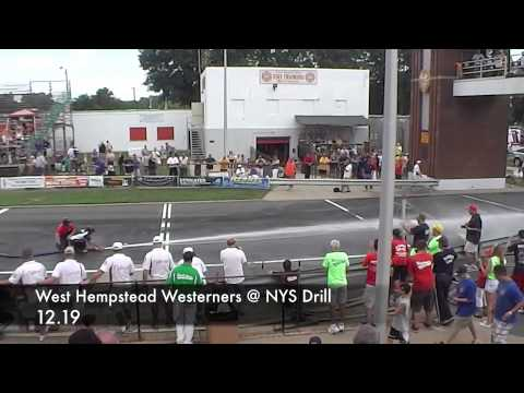 New York State Fire Department Drill Teams Best Shots of 2013