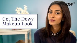 Get The Warm And Dewy Makeup Look Ft. Erica Fernandez   Nykaa