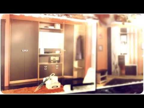 Шкафы купэ модели и дизайн интерьера