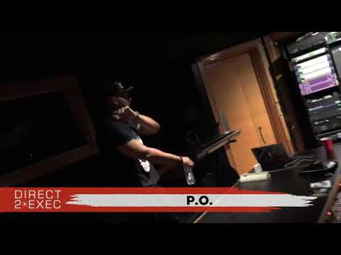 P.O. Performs at Direct 2 Exec Los Angeles 10/16/17 - Rostrum Records