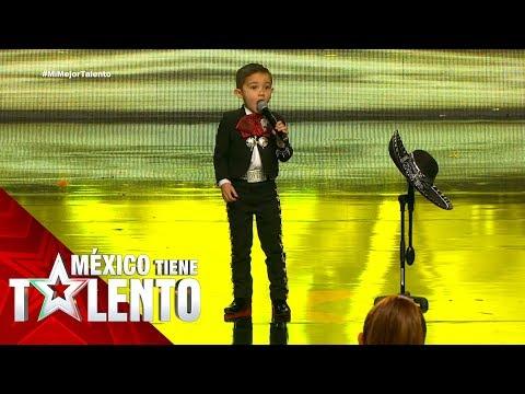 ¡Botón Dorado Para MATEO! | Temporada 3 | Programa 15 | México Tiene Talento