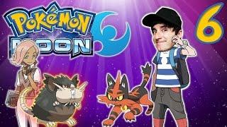 TORRACAT Y RATICATE DOMINANTE! E6 Pokemon Moon - [LuzuGames]