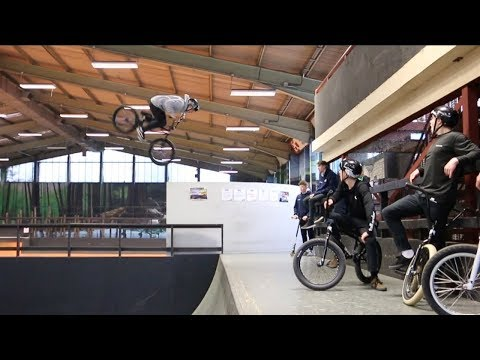 16 YEAR OLD BMX KID IS CRAZY!