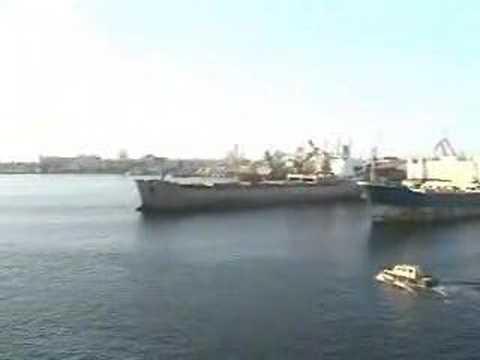 Alexandria Harbour, Egypt