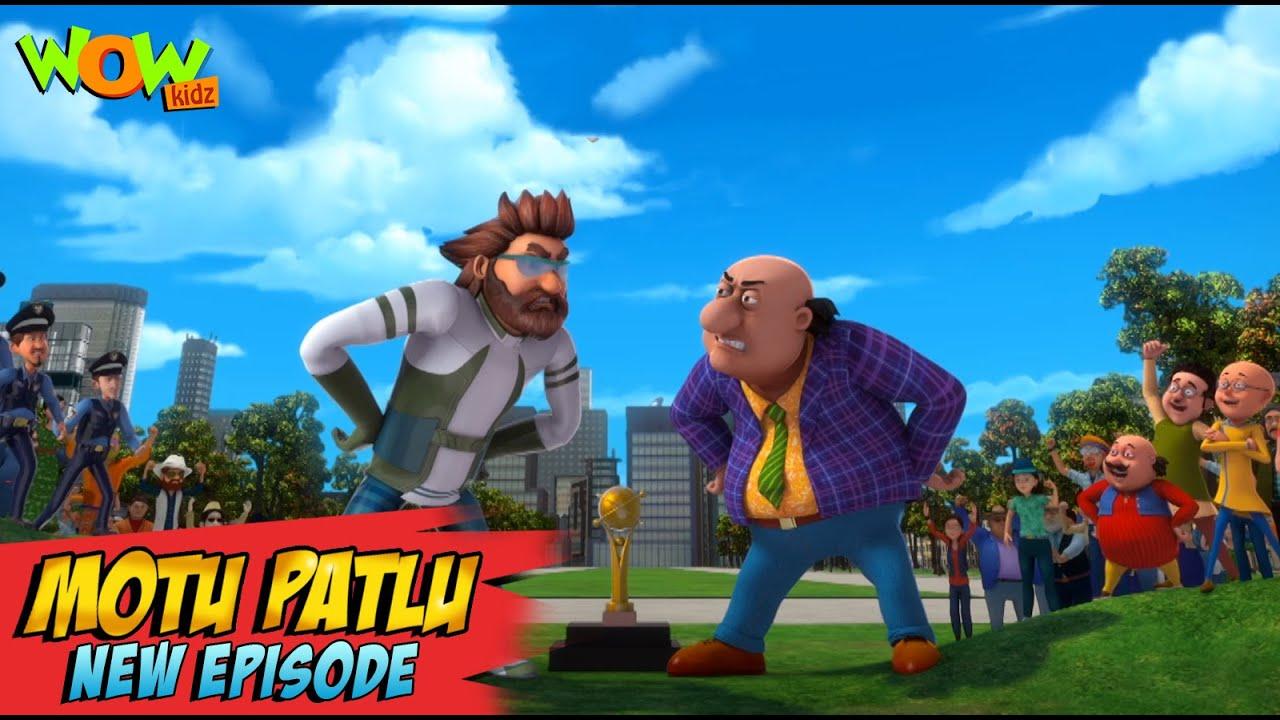 Download Motu Patlu New Episodes 2021 | Dr. Jhatka Vs Dr. Pathak | Funny Stories | Wow Kidz