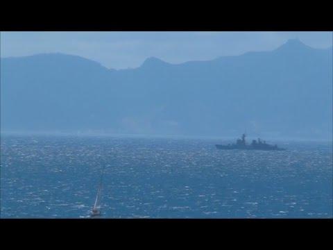 Brexit: Spanisches Kriegsschiff vor Gibraltar