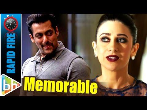 Karisma Kapoor's MEMORABLE Rapid Fire On Salman Khan | Alia Bhatt | Ranveer Singh Mp3