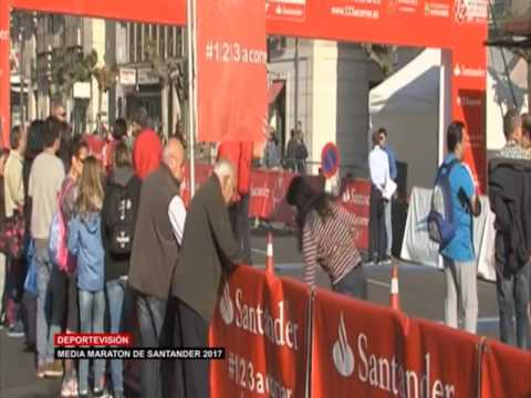 Maraton Santander 2017
