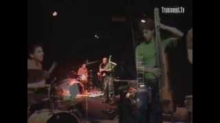 Gutbucket show at Zg Etno
