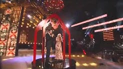Christina Aguilera & Chris Mann- The Prayer (Live) HD