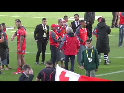 MATE MAA TONGA RUGBY LEAGUE WORLD CUP 2017