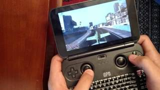 GPD Win - GTA V (800x600)