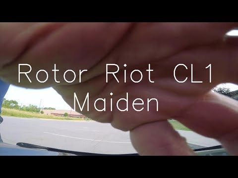 CL1 and Riot Control maiden flight RAW 1 pack edit