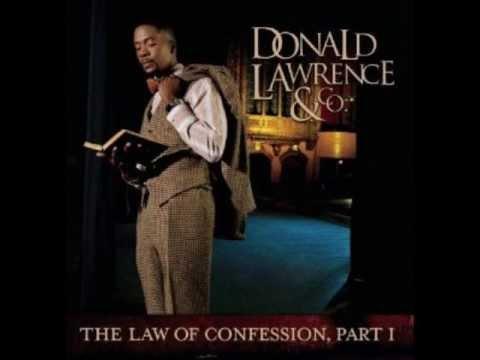 Donald Lawrence - Back II Eden