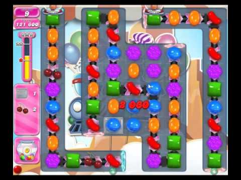Candy Crush Saga Level 1708 - NO BOOSTERS