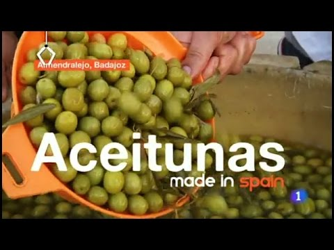 33-Fabricando Made in Spain -Aceitunas