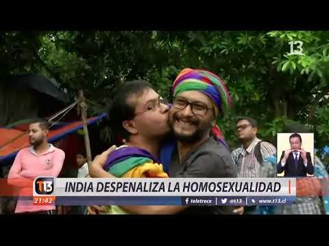 India despenaliza la homosexualidad