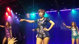 Like Money - Wonder Girls @ TY BDay Bash Hard Rock Cafe NYC 10/18
