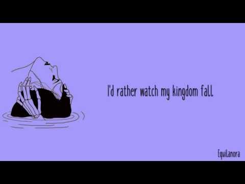 Claire Wyndham - Kingdom Fall (Lyrics)