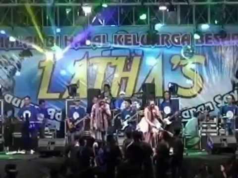 Dinding Kaca Gery & Rena KDI New Palapa Live Wonokerto Pekalongan  Lathas 2016
