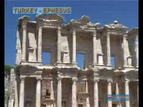 BY SHIP TRAVEL: TURKEY - EPHESUS