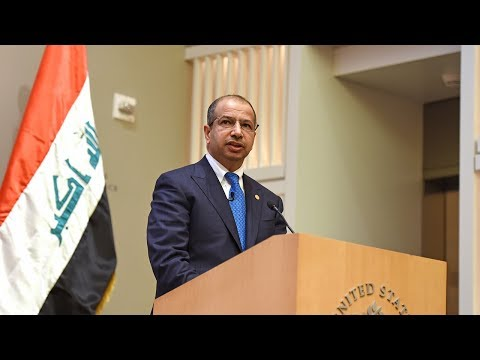 Iraq After ISIS: Speaker Saleem al-Jubouri on His Country's Future