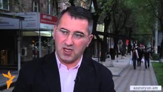 Րաֆֆի Հովհաննիսյանը հայտարարում է «Ոչ»-ի ճակատին միանալու մասին