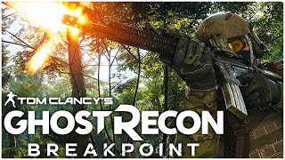 Ghost Recon Breakpoint: Realistic WOLVES CAMP Takedown (Comms, Planning and Stealth)
